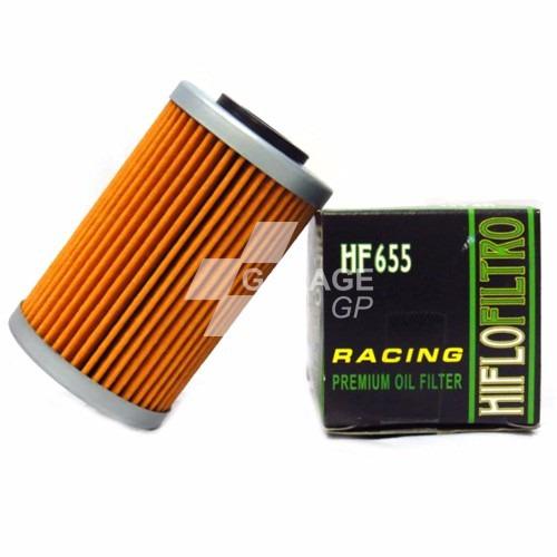 filtro de óleo ktm 500 exc 12-13 - hf655 racing