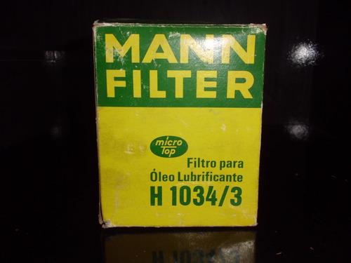 filtro de oleo mann h1034/3 motor perkins