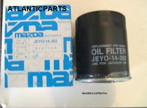 filtro de oleo mazda mx-3 1.8 v6 - g6y014302a