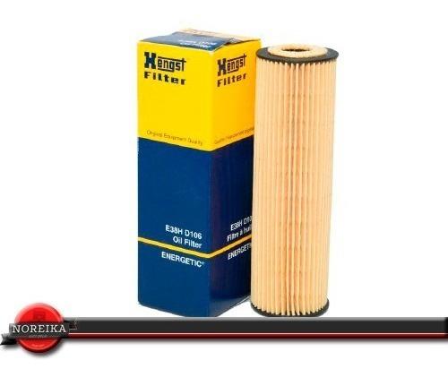 filtro de oleo mercedes classe clc 200 09/.. hengst e38hd106