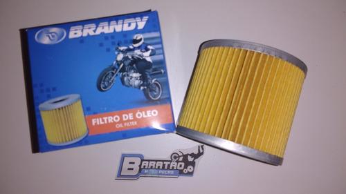 filtro de óleo motor suzuki gs 500 baratão moto peças