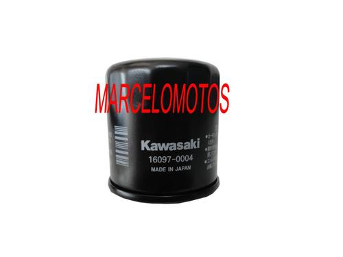 filtro de óleo original kawasaki z 750  (nº16097-0008)