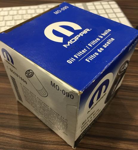 filtro de oleo original mopar 0528109 novo mo090