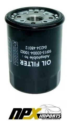 filtro de óleo toyota celica  corolla  rav4