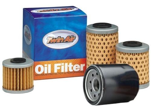 filtro de óleo twin air ktm + beta + husaberg