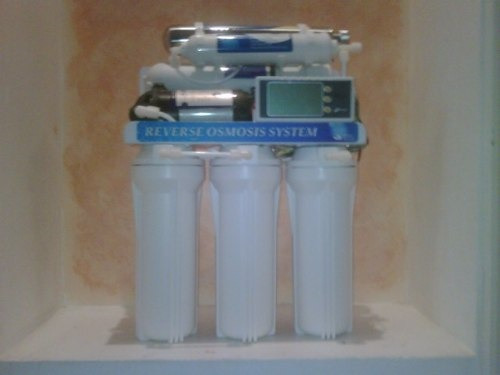 Filtro De Osmosis Inversa 6 Etapas 100g Tiene Bomba - $ 4,699.00 en Mercado Libre
