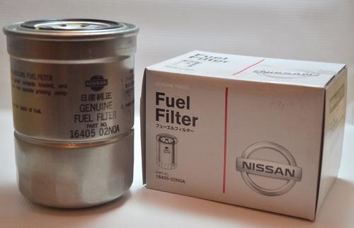 filtro de petroleo nissan terrano- d22- patrol original