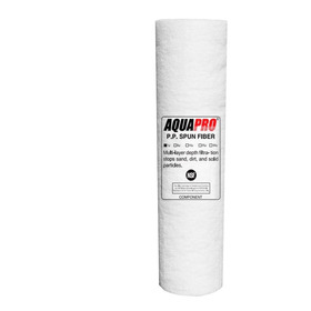 Filtro De Polipropileno Aquapro 1 Micra Para Osmosis Inversa