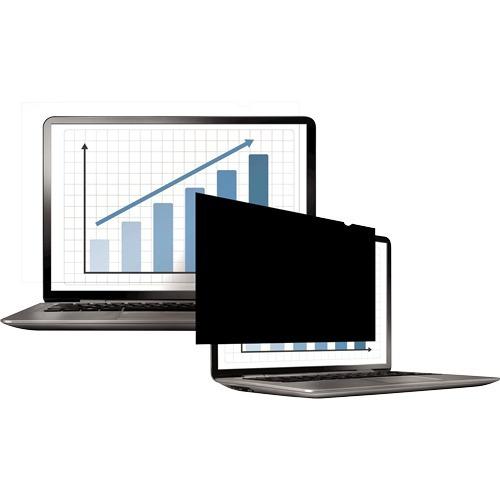 filtro de privacidad 12.5 pulg para pc, blackout privascreen