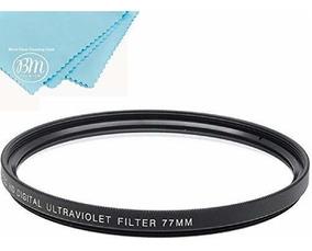 Fot-R 58mm Pro UV 16 capa ultaviolet Ultra Delgado Multi Recubiertos Filtro