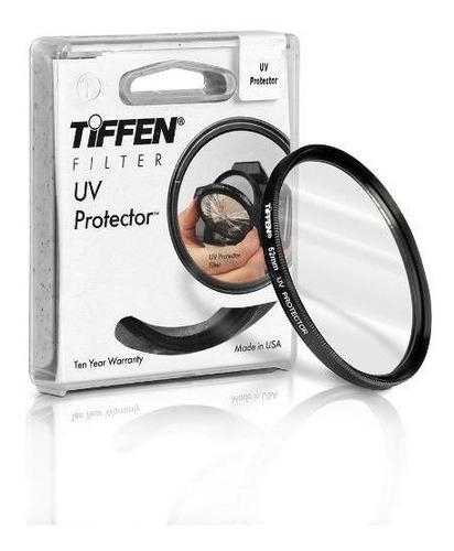 filtro de proteção uv 52mm original tiffen uvp-52