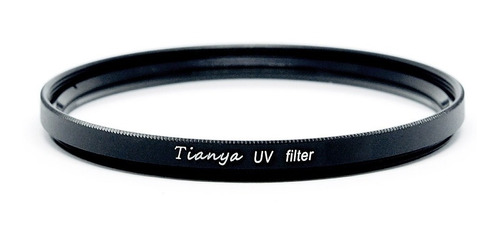 filtro de proteção uv 72mm lente canon nikon sony fujifilm
