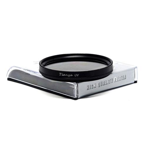 filtro de proteção uv tianya 67mm p/ canon nikon sony fuji