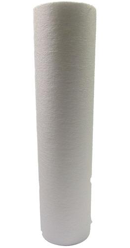 filtro de sedimentos 5 micras (spun) 2.5x10 estándar