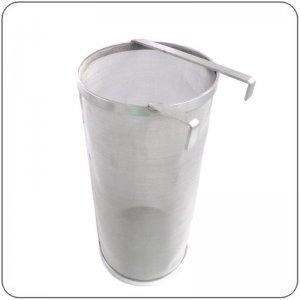 filtro de spider hop de acero inoxidable fact a / b