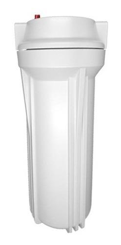 filtro declorador para chuveiro 10  - carvão ativado branco