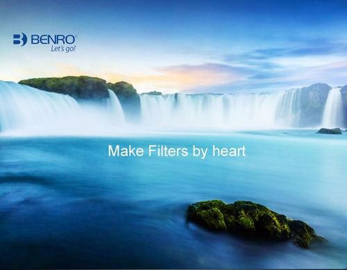 filtro densidad neutra graduado nd 8x benro 10x15cm
