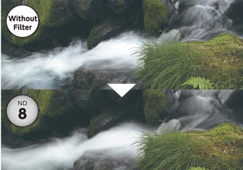 filtro densidad neutra marumi 67mm