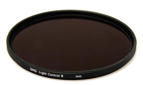 filtro densidad neutra nd 8x marumi dhg aro delgado ø 52mm