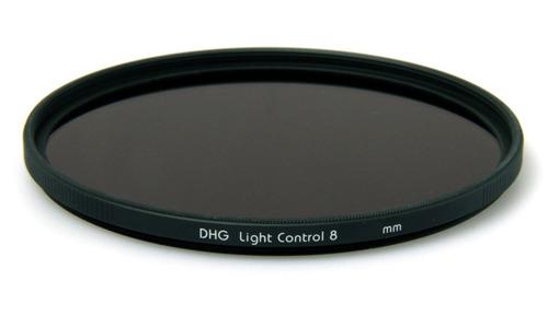filtro densidad neutra nd 8x marumi dhg aro delgado ø 67mm