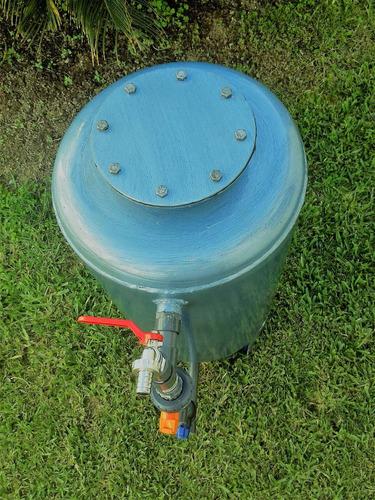 filtro desbarrador de agua para toda la casa