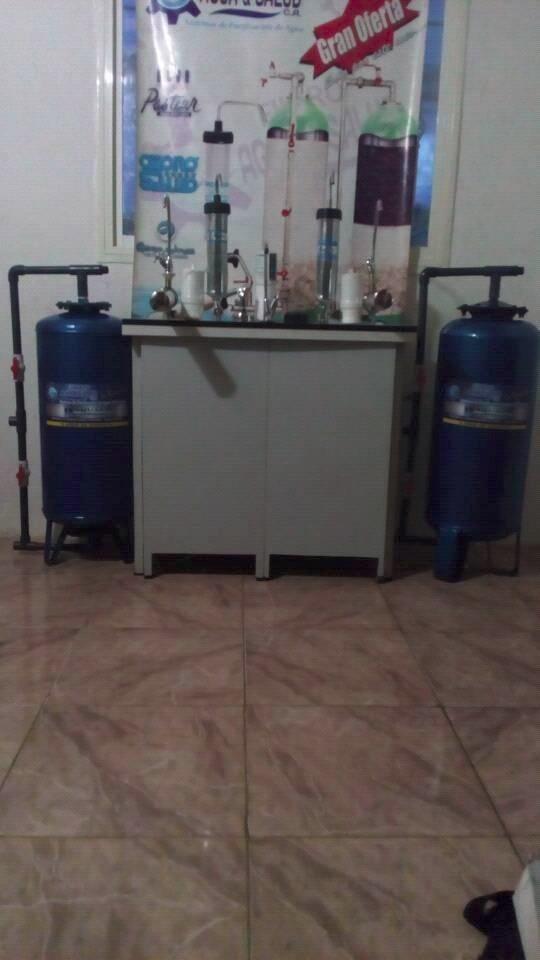 Filtro desbarrador para toda la casa agua salud bs - Filtro de agua para casa ...