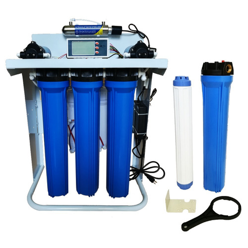 filtro desionizador de agua osmosis inversa 800 galones dia