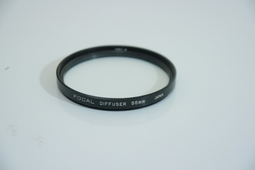 filtro diffuser difusor soft focus focal 55mm japan