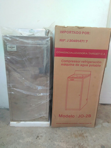 filtro dispensador de agua potable registrada  mod jo-2b