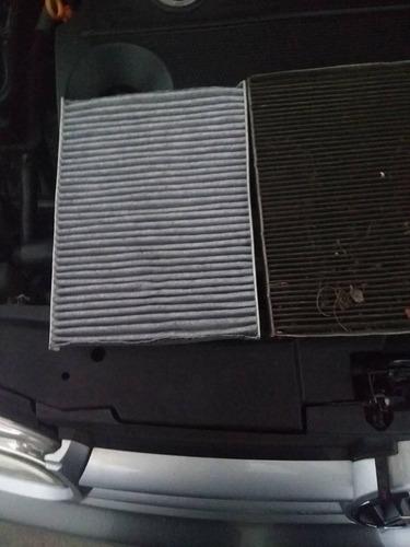 filtro do ar condicionado com carvão ativado audi a3,golf