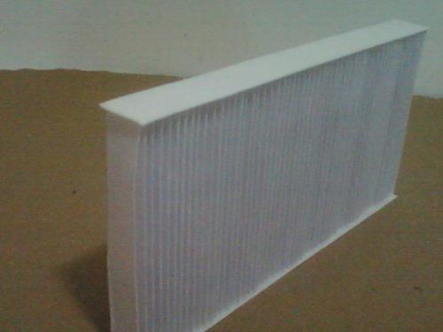 filtro do ar condicionado linha vw gol saveiro parati