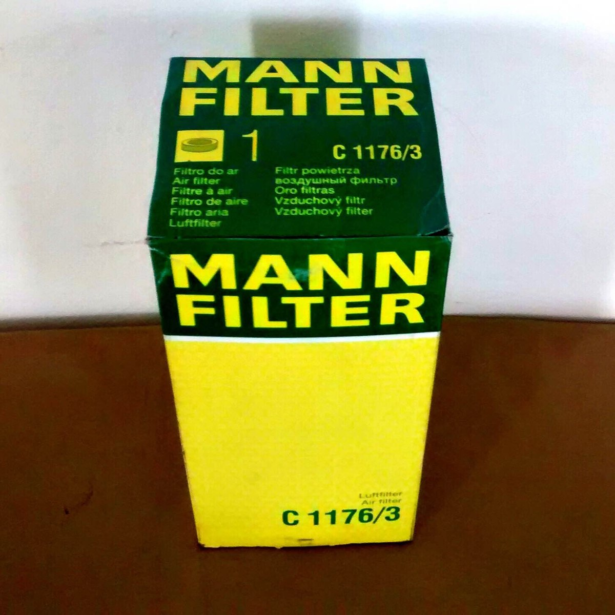 Mann Filter C11763 filtro de aire