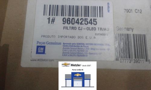 filtro do carter caixa automática omega 2005/09  gm 96042545