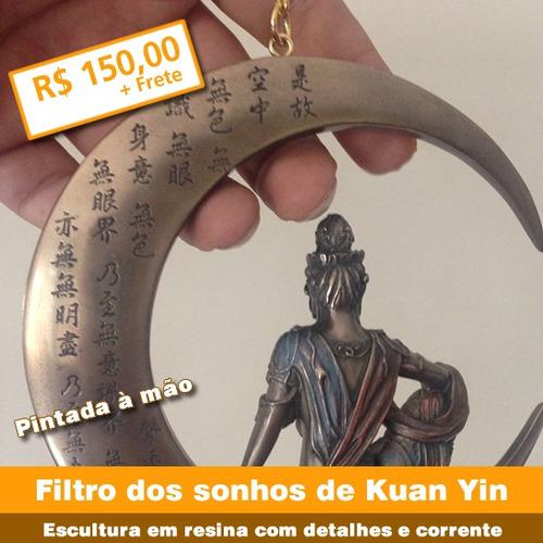 filtro dos sonhos de kuan yin