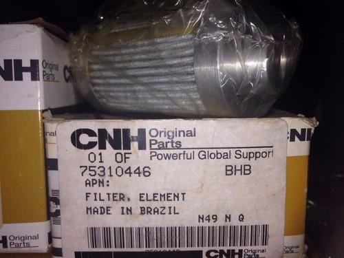 filtro elemento cnh 75310446 case new holland