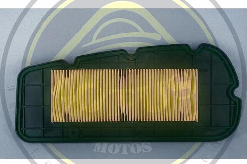 filtro elemento de ar dafra citycom 300 orkaan + nota aof610