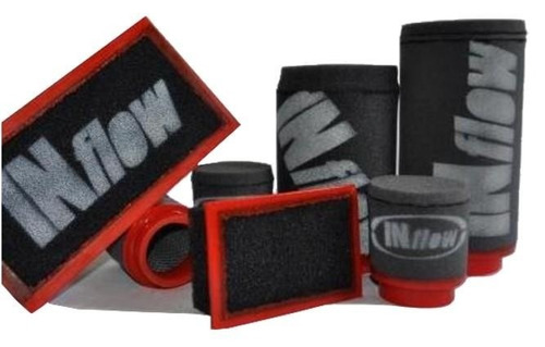 filtro esportivo de ar inflow hpf4050 - polo 2.0 de 02 a 06