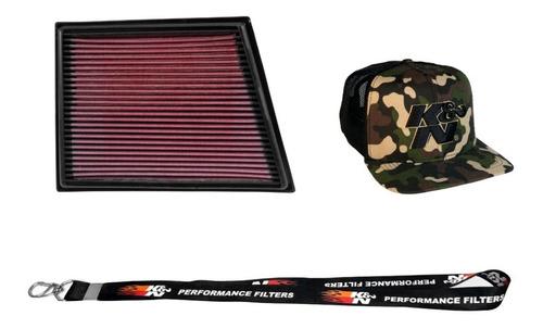 filtro esportivo k&n mini cooper s 2.0 turbo 2014+ 33-3025