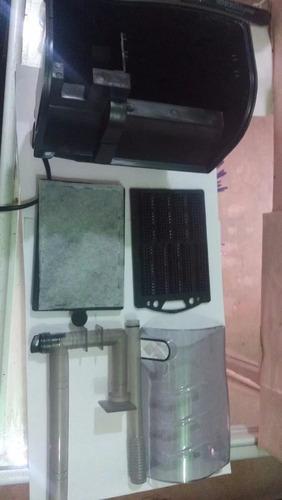 filtro externo de cascada peceras 100 litros  1126