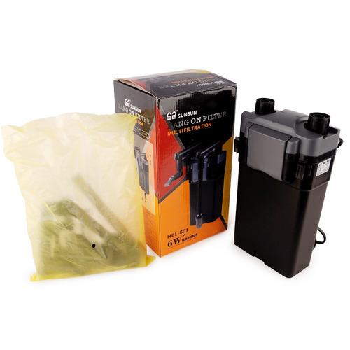 filtro externo hang on sunsun hbl-801 500l/h 110v