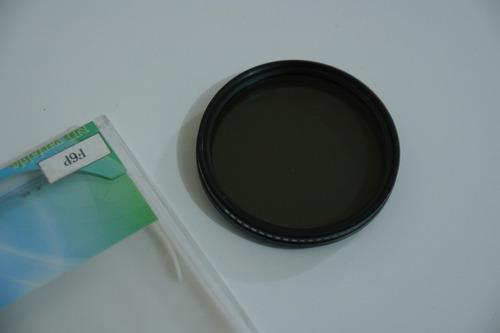 filtro fader nd variable nd variavel 52mm no estojo