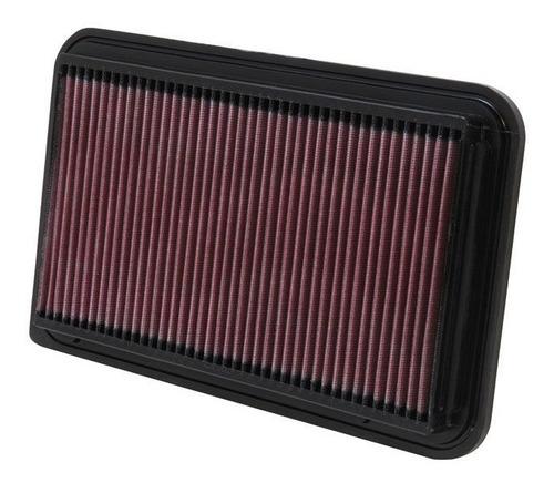 filtro flujo k&n 33-2260 toyota highlander 2.4l l4 f/i01-07-