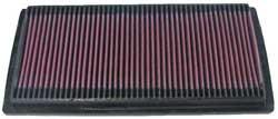 filtro flujo k&n dodge 33-2084 ram v8 v6 3.5 ton 97 durango