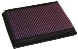 filtro flujo reemplazo k&n 33-2153 chrysler pt cruiser 99-05