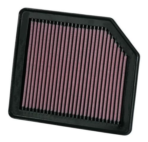 filtro flujo reemplazo k&n 33-2342 honda civic 1.8 06-11
