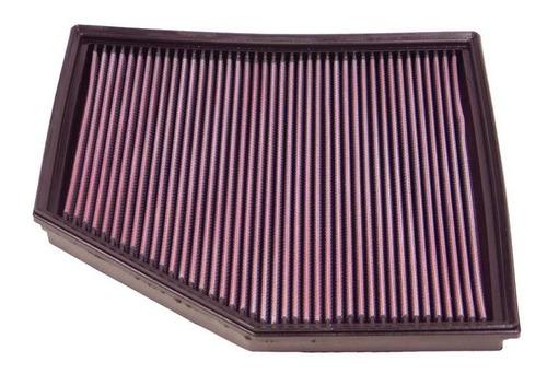 filtro flujo reemplazo original k&n 33-2294 bmw 545 v8 2004