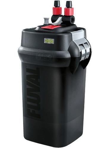 filtro fluval 206 200lts