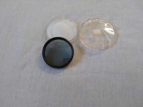 filtro fotográfico hoya cinza pl  49 - japan