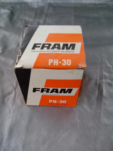 filtro fram ph 30