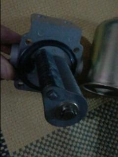 filtro gas oil separador  yanmar para motor de 25 y 37 hp